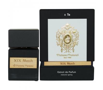 Tiziana Terenzi XIX March Extrait De Parfum Унисекс парфюм EDP