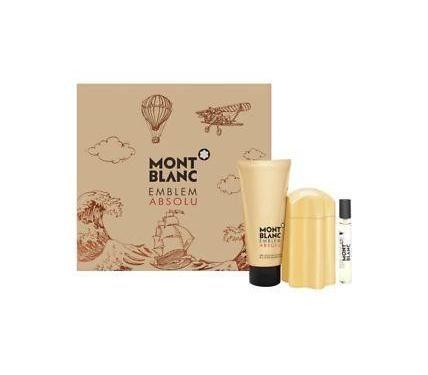 Mont Blanc Emblem Absolu Подаръчн комплект за мъже