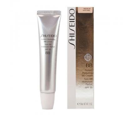 Shiseido BB Perfect Hydrating SPF 30 Хидратиращ BB крем със слънцезащитен фактор