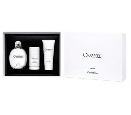 Calvin Klein Obsessed Подаръчен комплект за мъже