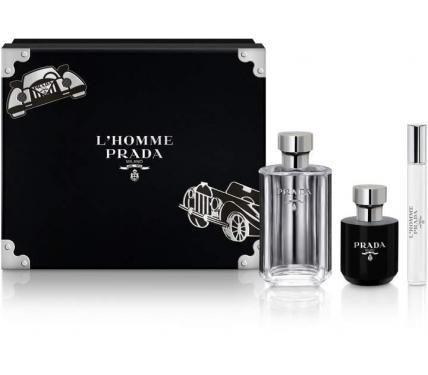Prada L`Homme Подаръчен комплект за мъже