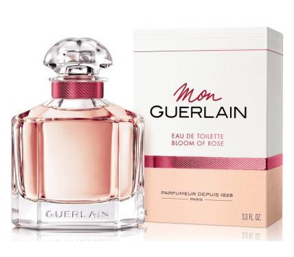 Guerlain Mon Guerlain Bloom of Rose Парфюм за жени EDT