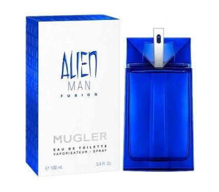 Thierry Mugler Alien Man Fusion Парфюм за мъже EDT