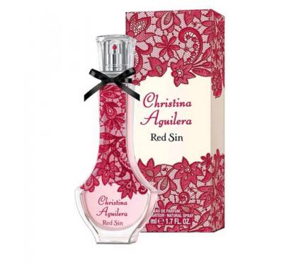 Christina Aguilera Red Sin Парфюм за жени EDP