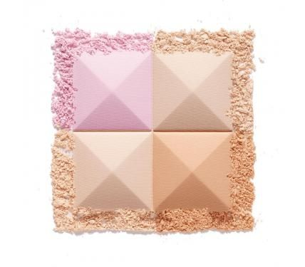 Givenchy Prisme Visage Silky Face Powder Quartet 03 Popeline Rose Нежна пудра за лице