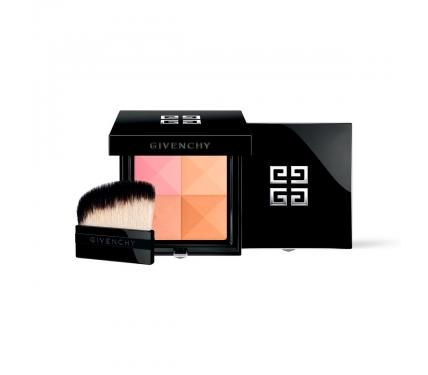 Givenchy Prisme Visage Silky Face Powder Quartet 04 Dentelle Beige Нежна пудра за лице