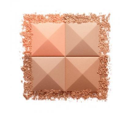 Givenchy Prisme Visage Silky Face Powder Quartet 05 Soie Abricot Нежна пудра за лице