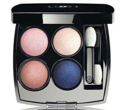 Chanel Les 4 Ombres Multi-Effect Quadra Eyeshadow 264 Палитра от сенки за очи с четири нюанса