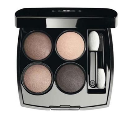 Chanel Les 4 Ombres Multi-Effect Quadra Eyeshadow 266 Палитра от сенки за очи с четири нюанса