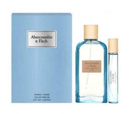 Abercrombie & Fitch First Instinct Blue Подаръчен комплект за жени