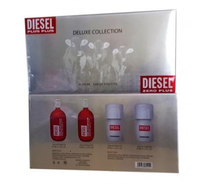 Diesel Plus Plus Deluxe Collection Подаръчен комплект за мъже и жени