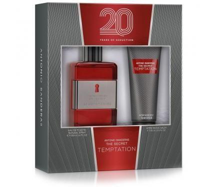 Antonio Banderas The Secret Temptation Подаръчен комплект за мъже