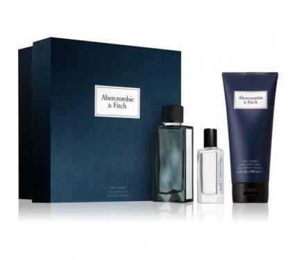 Abercrombie & Fitch First Instinct Blue Подаръчен комплект за мъже
