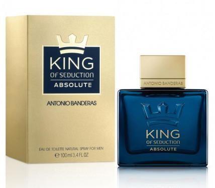 Antonio Banderas King of Seduction Absolute Парфюм за мъже EDT