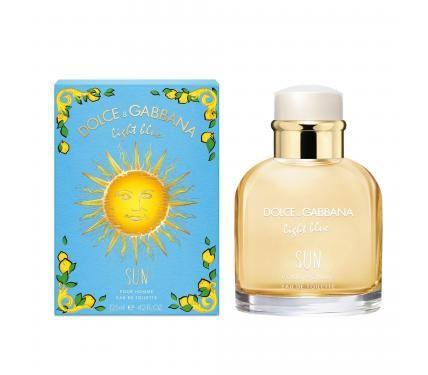 Dolce & Gabbana Light Blue Sun Парфюм за мъже EDT