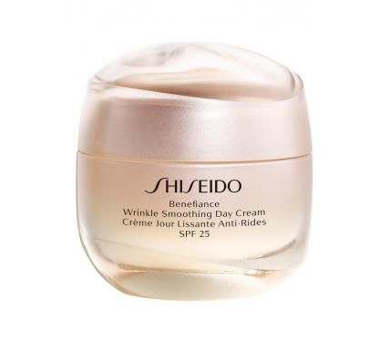 Shiseido Benefiance Wrinkle Smoothing Day Cream Дневен крем против бръчки SPF 25