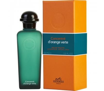 Hermes Concentre d`Orange Verte унисекс парфюм EDT