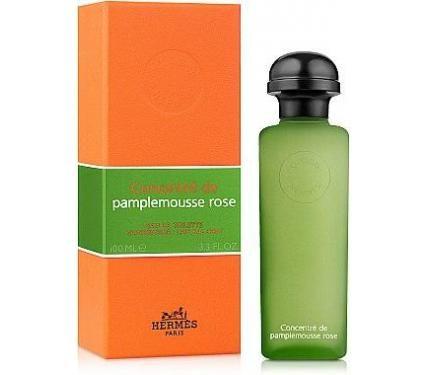 Hermes Concentre de Pamplemousse Rose Унисекс парфюм EDT