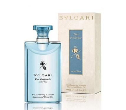 Bvlgari Eau Parfumee au The Bleu Унисекс душ гел