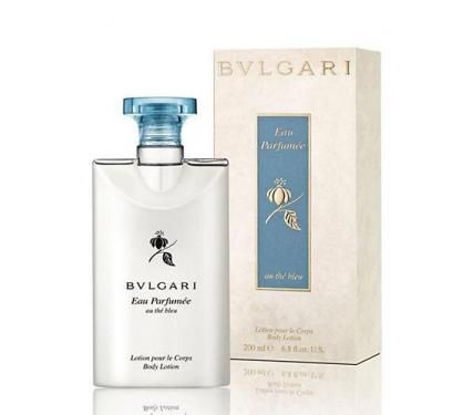 Bvlgari Eau Parfumee au The Bleu Унисекс лосион за тяло