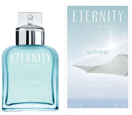 Calvin Klein Eternity Summer 2014 парфюм за мъже EDT
