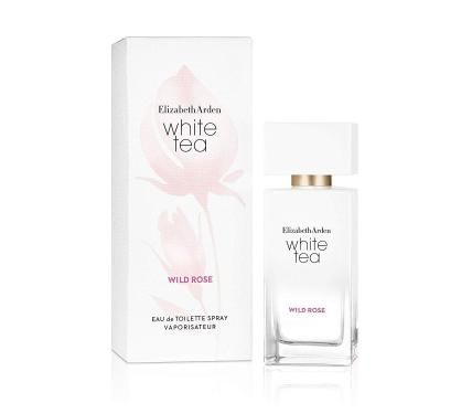 Elizabeth Arden White Tea Wild Rose Парфюм за жени EDT