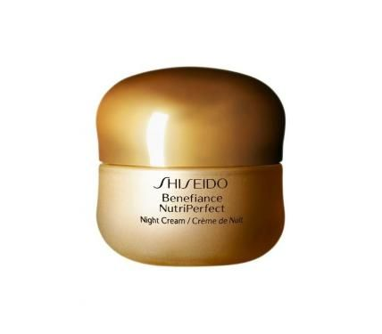 Shiseido Benefiance NutriPerfect Night Cream Нощен крем за зряла кожа