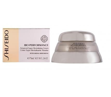 Shiseido Bio-Performance Advanced Super Revitalizing Cream Дневен ревитализиращ и регенериращ крем против стареене на кожата