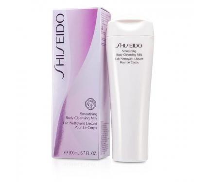 Shiseido Smoothing Body Cleansing Milk Душ мляко за тяло със стягащ ефект
