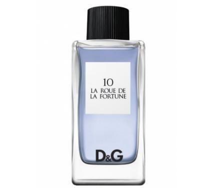 Dolce & Gabbana 10 La Roue de La Fortune Унисекс парфюм без опаковка EDT