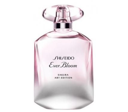 Shiseido Ever Bloom Sakura Art Edition Парфюм за жени без опаковка EDP