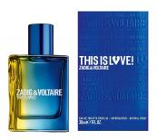 Zadig & Voltaire This is Love For Him Парфюм за мъже EDT