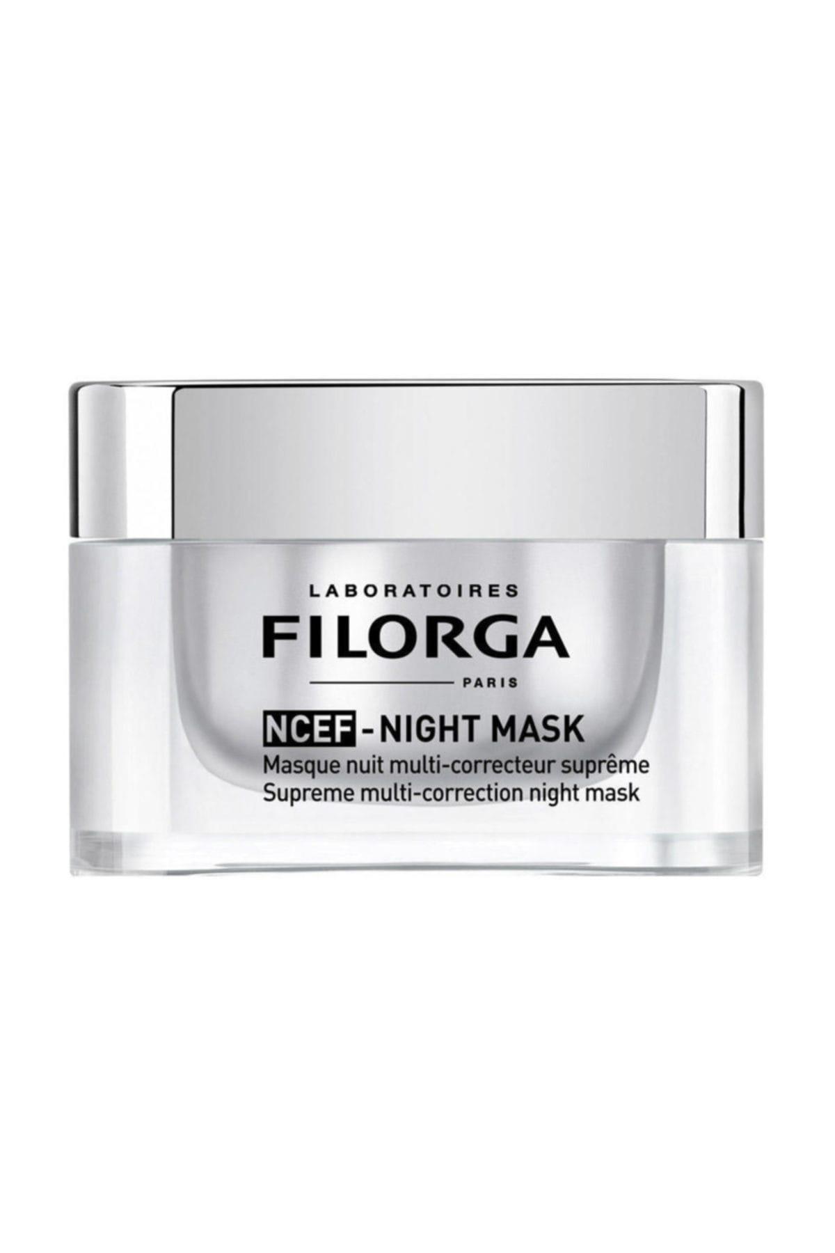 Filorga NCEF Night Mask Мултикоригираща нощна маска за уморена и стресирана кожа