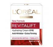 L'Oréal  DERMO REVITALIFT Крем за очния контур 15мл