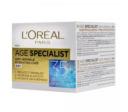 L'Oréal  DERMO AGE EXPERT 35+ Дневен крем 50мл