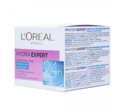 L'Oréal  DERMO HYDRA EXPERT DAY Крем за нормална и смесена кожа 50мл