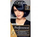 L'Oréal  PREFERENCE P12 Pure Blue
