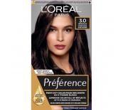 L'Oréal  PREFERENCE 3 Brasilia