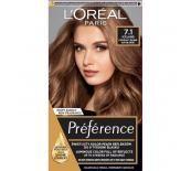 L'Oréal  PREFERENCE 7.1 Ash Blonde