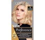 L'Oréal  PREFERENCE 9 Hollywood