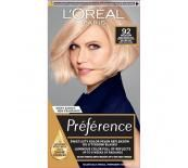 L'Oréal  PREFERENCE 92 Very,very light beige