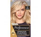 L'Oréal  PREFERENCE 9.1 VIKING