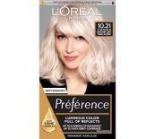 L'Oréal  PREFERENCE 10.21 STOCKHOLM