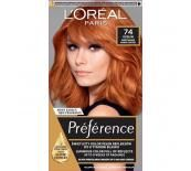 L'Oréal  PREFERENCE 74 MANGO