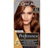 L'Oréal  PREFERENCE 5,3 REC VIRG