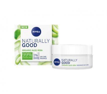 NIVEA Naturally Good Дневен крем