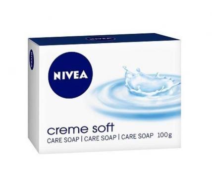 NIVEA Крем сапун Crème Soft