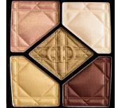 Christian Dior 5 Couleurs Palette 657 Палитра от сенки за очи без опаковка
