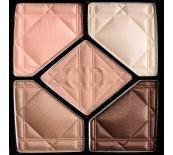 Christian Dior 5 Couleurs Palette 647 Палитра от сенки за очи без опаковка