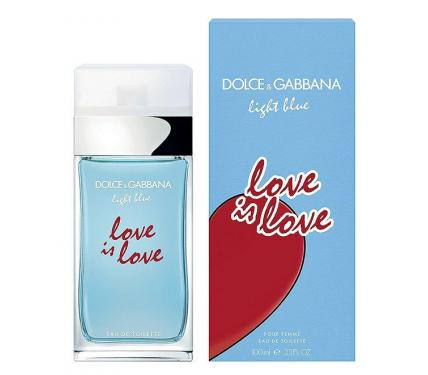 Dolce & Gabbana Light Blue Love Is Love Парфюм за жени EDT